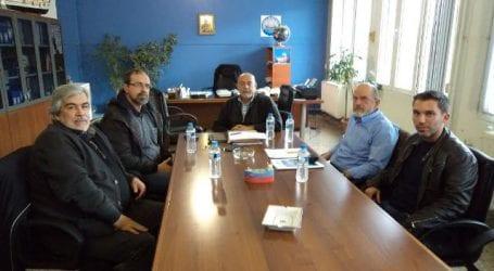 Συνεργασία Περιβαλλοντικής με διευθύνοντα σύμβουλο Ο.Λ.Β.