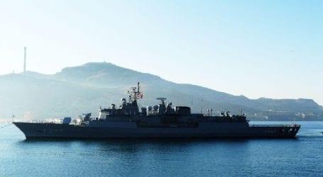 Τουρκική ΝΑVTEX για περιοχή κοντά στο Καστελλόριζο