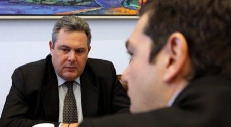 """ΣΥΡΙΖΑ – ΑΝΕΛ: Ανακωχή και """"εξαιρετικό κλίμα"""" μετά την αναταραχή"""