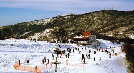 Δεν επαρκεί το χιόνι για να ανοίξει το Χιονοδρομικό Κέντρο στο Πήλιο