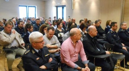 Ι. Τόλιας: Στόχος μας η άρτια αστυνόμευση της Μαγνησίας