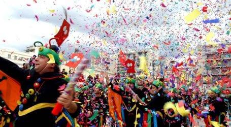 Παρακολουθήστε ζωντανά το Πατρινό Καρναβάλι (live)