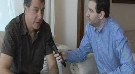Γιατί ο Σταύρος Θεοδωράκης δεν πήγε στο Δήμο Βόλου