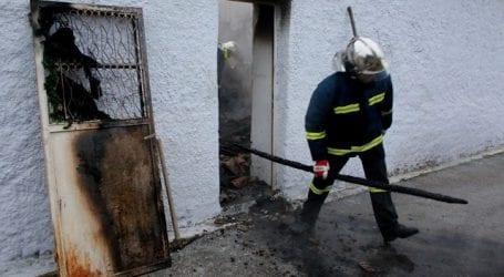 Φωτιά σε εγκατελειμένο σπίτι στη Ν. Ιωνία