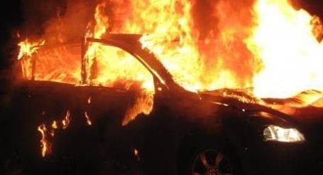 Κάηκε αυτοκίνητο στη Νέα Ιωνία