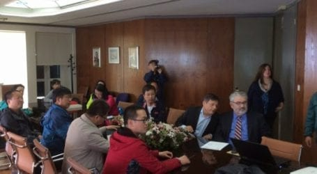 Συνεργασία Πανεπιστημίου της Κίνας με τη Γεωπονική Σχολή του Π.Θ.
