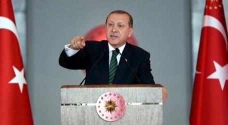 Ερντογάν: Η ΕΕ μας χρειάζεται περισσότερο απο ότι εμείς αυτήν