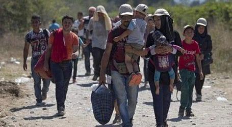 Φεύγουν σταδιακά από το κέντρο φιλοξενίας οι Σύριοι πρόσφυγες
