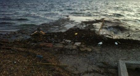 Γεμάτη σκουπίδια η θάλασσα στον Βόλο – Δείτε το Σουτραλί (φωτό)