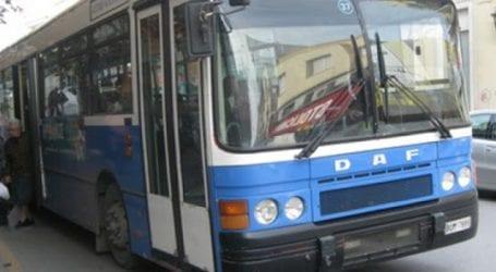 Τροποποιήσεις στη λεωφορειακή γραμμή Νο 15