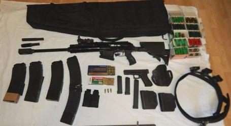 Μαζικές συλλήψειςστη Μαγνησία για παραβάσεις του νόμου περί όπλων