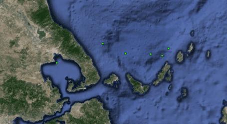 Ανησυχία στις Βόρειες Σποράδες από τους συνεχείς σεισμούς