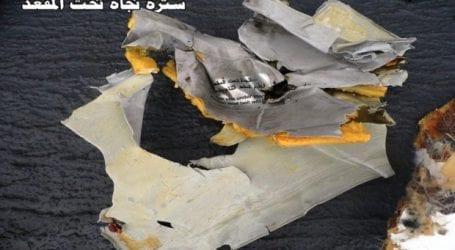 Egyptair: Συγκλονίζουν οι εικόνες από τα συντρίμμια του αεροπλάνου
