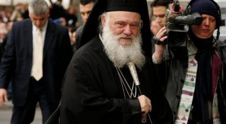 Στο Βελεστίνο ο Αρχιεπίσκοπος Αθηνών