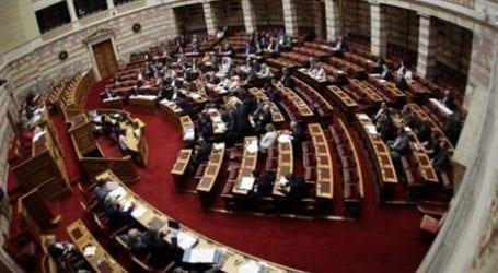 Αντιπαράθεση για το πολυνομοσχέδιο στη Βουλή