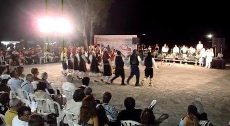 Τριήμερος ο κύκλος εκδηλώσεων για την «Ψαράδικη Βραδιά» στην Αγριά