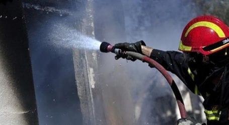 Φωτιά σε σπίτι στην Πορταριά – Κατσατράφηκε ολοσχερώς
