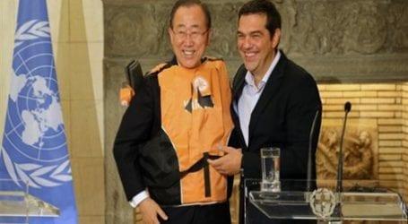 Τσίπρας: Αυτός πρέπει να είναι ο ρόλος του ΟΗΕ στην Κύπρο και το Αιγαίο