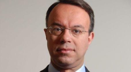 Ο Χρ. Σταϊκούρας παρουσιάζει την πρόταση της Ν.Δ. για τη φορολογική μεταρρύθμιση