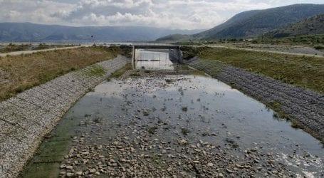 Μνημόνιο χρηστής διαχείρισης του νερού που πέφτει στην Κάρλα