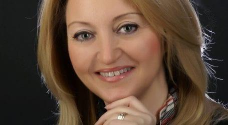 Η Κατερίνα Γαργάλα στο νέο κόμμα του Χάρη Θεοχάρη