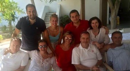 Οι διακοπές της Ζέττας στην Κρήτη