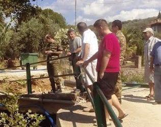 Αρχίζουν τη Δευτέρα οι εργασίες οδοποιίας στο χείμαρρο Καλάμου Αργαλαστής