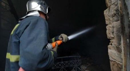 Πυρκαγιά τα ξημερώματα στη Ν. Ιωνία