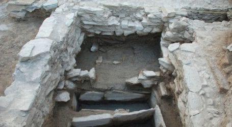 Συνεχίζονται οι ανασκαφικές έρευνες της Αρχαιολογίας στα Πευκάκια