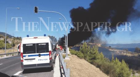 ΑΠΟΚΛΕΙΣΤΙΚΟ: Βολιώτες οδηγοί και ένας βουλευτής παραλίγο θύματα στην εθνική οδό! (φωτό)