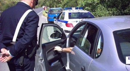 Συνελήφθησαν πέντε Βολιώτες για οδήγηση χωρίς δίπλωμα