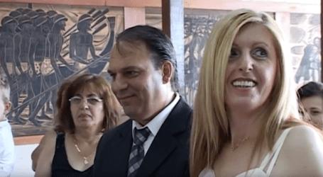 Παντρεύτηκε η Έλενα Κυριαζίδου
