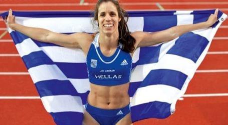 Κι άλλο χρυσό μετάλλιο για την Ελλάδα από την Κατερίνα Στεφανίδη!