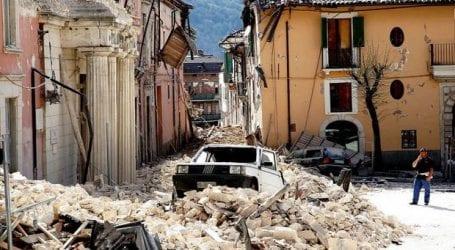 Καταστροφικός σεισμός χτύπησε την Ιταλία