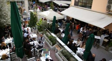 Περιβαλλοντική Πρωτοβουλία: Απέραντο καφενείο ο Βόλος