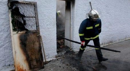 Φωτιά σε ακατπίκητο σπίτι στη Νέα Ιωνία