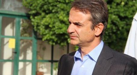 Μητσοτάκης: Θα ανανεώσω τα ψηφοδέλτια της Νέας Δημοκρατίας