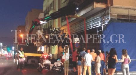 """ΑΠΟΚΛΕΙΣΤΙΚΟ: Αυτοκίνητο """"μπούκαρε"""" σε κατάστημα στον Βόλο (φωτο)"""