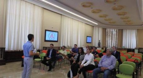 Συναντήσεις της αποστολής στο Ροστώβ για τουρισμό και εκπαίδευση