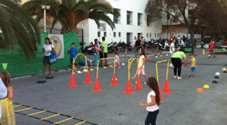 Street tennis στην παραλία του Βόλου από τον Όμιλο Αντισφαίρισης Μαγνησίας