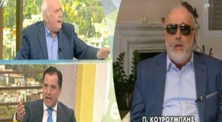 Άγριος καβγάς on air Κουρουμπλή-Γεωργιάδη για το ΦΠΑ και τα φαρμάκα (βίντεο)