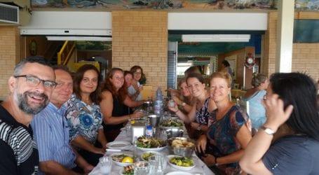 Επίσκεψη Ολλανδών ταξιδιωτικών πρακτόρων στην πόλη του Βόλου