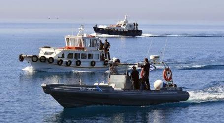 Θρίλερ με ακυβέρνητο σκάφος στον Παγασητικο