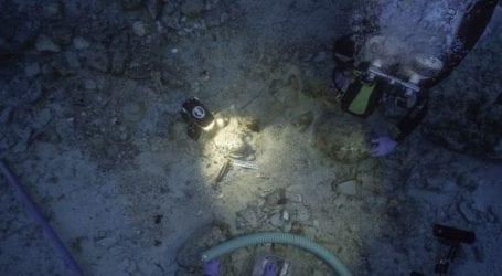 Βρέθηκε ανθρώπινος σκελετός στο Ναυάγιο των Αντικυθήρων