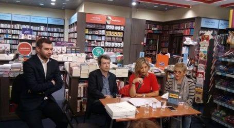 Στον Βόλο παρουσιάστηκε το βιβλίο του Π. Τατσόπουλου (φωτό)