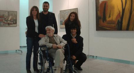 Με επιτυχία η διοργάνωση των εγκαινίων της Τιμητικής Έκθεσης Ζωγραφικής του Π. Σουλικιά