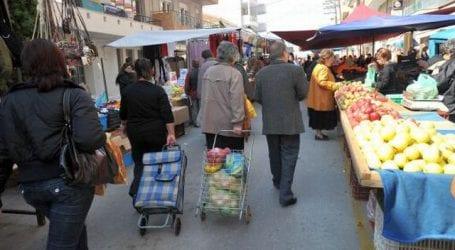 Νέες θέσεις στις λαϊκές αγορές Βόλου και Ν. Ιωνίας