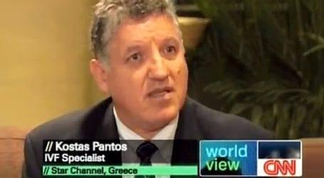 Οι τελευταίες εξελίξεις στην εξωσωματική από τον Κ. Πάντο (βίντεο)