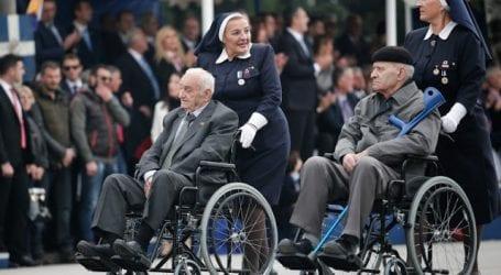 Απόντες φέτος από την παρέλαση του Βόλου οι ανάπηροι πολέμου