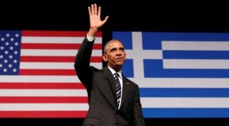 Ομπάμα: Ελλάδα, αυτός ο κόσμος ο μικρός, ο μέγας